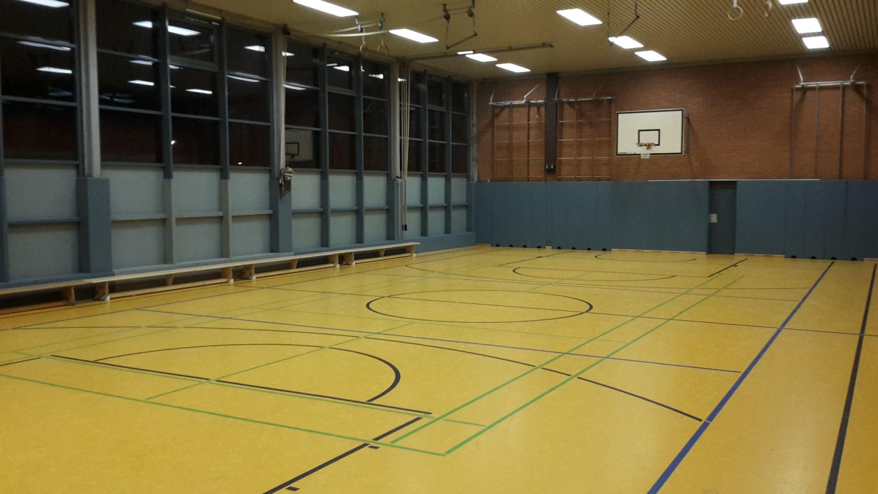 Sporthalle der Michael-Grundschule