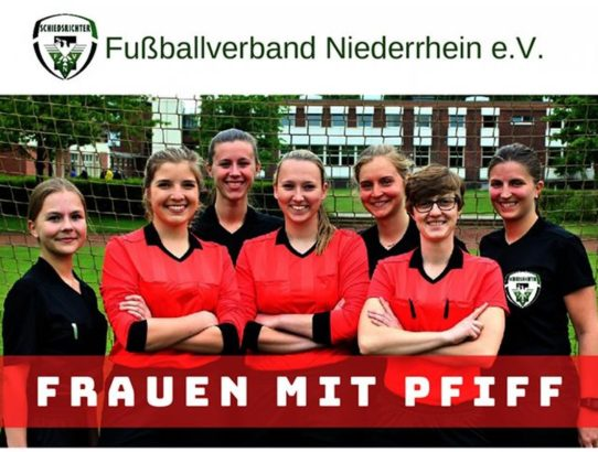 FVN | Neulingslehrgang nur für Schiedsrichterinnen