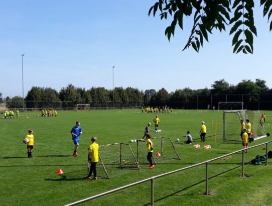 Fußballschule 2019 unter Jupp Tenhagen