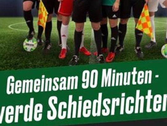 FVN: Schiedsrichter-Lehrgang, Osterferien