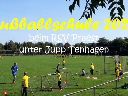 RSV Fußballschule 2020